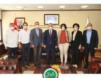 Denizli Büyükşehir Belediye Başkanı Sn. Osman Zolan' ı ziyaret ettik