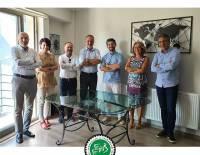 Barış Şengün Mühendislik ve İnşaat firma sahibi Sayın Barış Şengün'ü ziyaret ettik