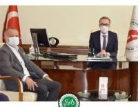 DESİAD Yönetim Kurulu olarak, Denizli Vergi Dairesi Başkanı Sayın Halil Tekin'e ziyaret gerçekleştirdik.