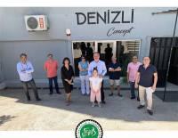Denizli Concept Tekstil firma sahibi Sayın Ebru Cüger'i ziyaret ettik.