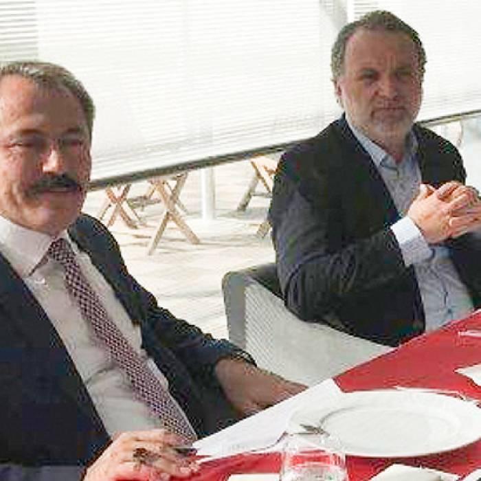 Ak Parti Denizli Milletvekili Sayın Şahin Tin ile Yemek