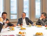 Merkezefendi Belediye Başkanı Sn. Muhammed Subaşıoğlu'nun Derneğimize Ziyareti