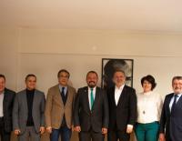 Saadet Partisi Büyükşehir Belediye Başkan Adayı Sn. Süleyman Demirel'in Ziyareti