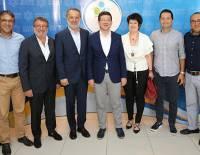 Denizli Merkezefendi Belediye Başkanı Sayın Muhammet Subaşıoğlu Ziyareti