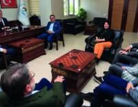 Pamukkale Belediye Başkanı Sayın Avni Örki'yi ziyaret