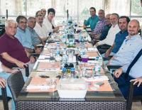 Mehmet Sedat Küçüker İş Yeri Yemeği