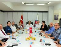 Denizli Ticaret Odası Başkanı Sayın Uğur Erdoğan'ı Ziyaret