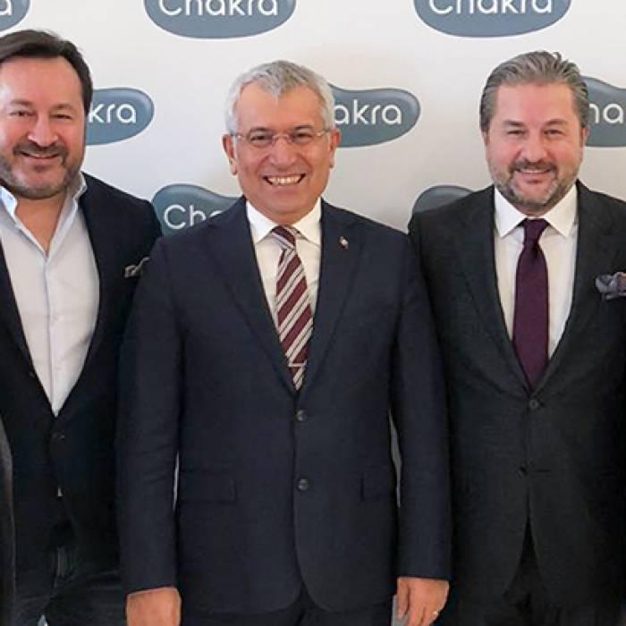 Chakra Ev Tekstil Ürünleri İstanbul Mağaza Açılışı