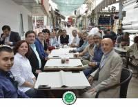 Kıbrıslıoğlu İletişim Ziyareti