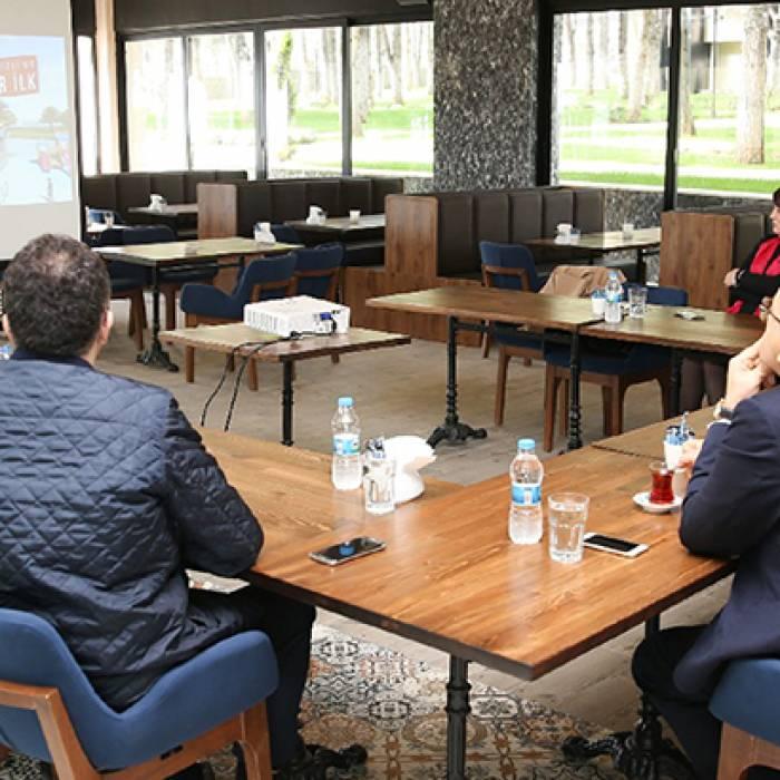 Merkezefendi Belediye Başkanı Muhammet Subaşıoğlu'nu Ziyaret