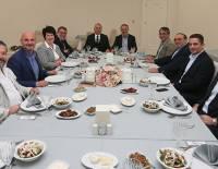 Denizli Büyükşehir Belediye Başkanı Sayın Osman Zolan'la Yemek