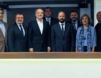 ESİAD Yönetim Kurulu Başkanı Fadıl Sivri'yi Ziyaret